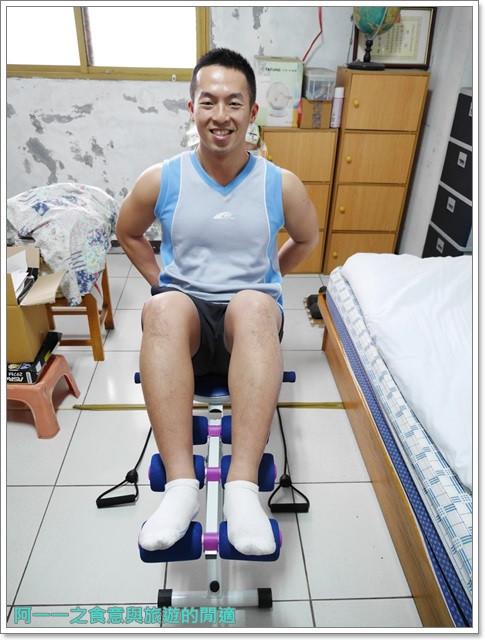 人魚線馬甲線愛享客Chanson強生青花魚二代全能健身器image039