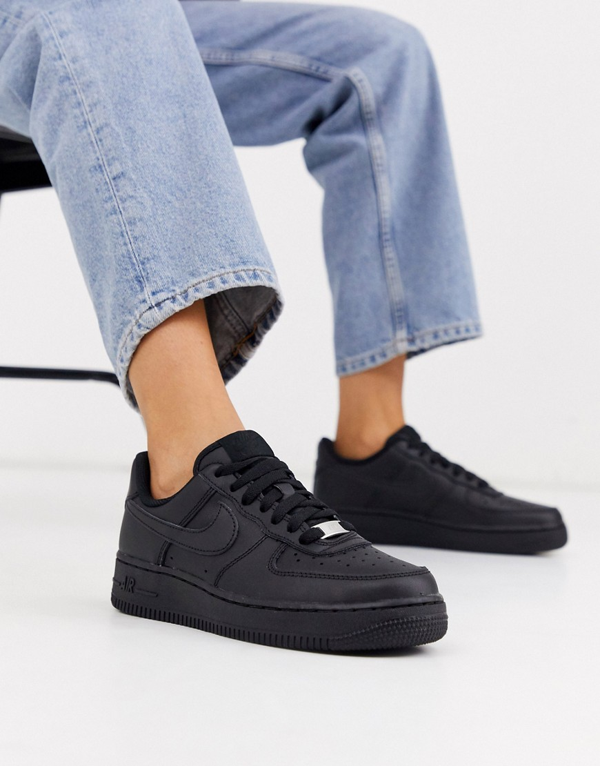 Trainers by Nike This item is excluded from promo Mid cut Lace-up fastening Padded cuff Nike Swoosh