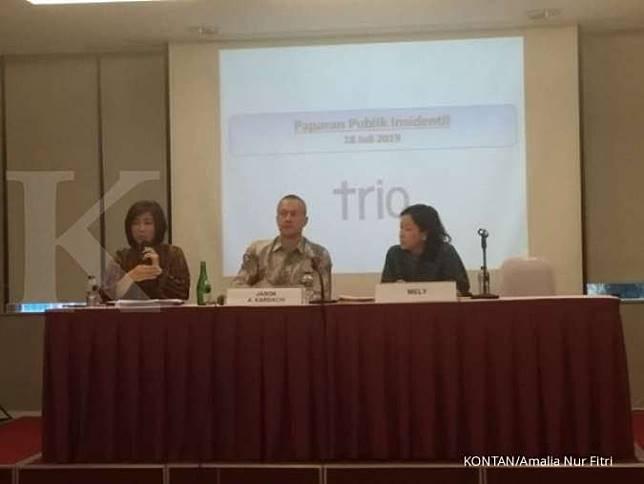 Peraturan Imei Membuat Saham Trikomsel Oke Trio Melonjak Hingga Terkena Suspensi Kontan Co Id Line Today