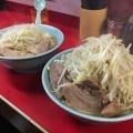 大ラーメン - 実際訪問したユーザーが直接撮影して投稿した歌舞伎町ラーメン専門店ラーメン二郎 新宿歌舞伎町店の写真のメニュー情報