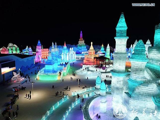 ยอดผู้โดยสารบินเยือน 'นครน้ำแข็งแดนมังกร' พุ่งเกิน 20 ล้านคน