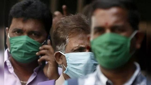 เมืองใหญ่ของอินเดียบังคับให้ประชาชนใช้หน้ากากอนามัยเพื่อป้องกันโควิด-19