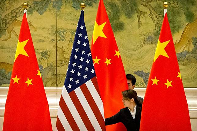 China declaring AI ambitions wasn't 'wisest decision' as it alarmed the US, former secretary of state John Kerry says