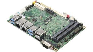 Commell工規單板電腦LE-37N,小小機身硬塞4核8緒Core i7處理器