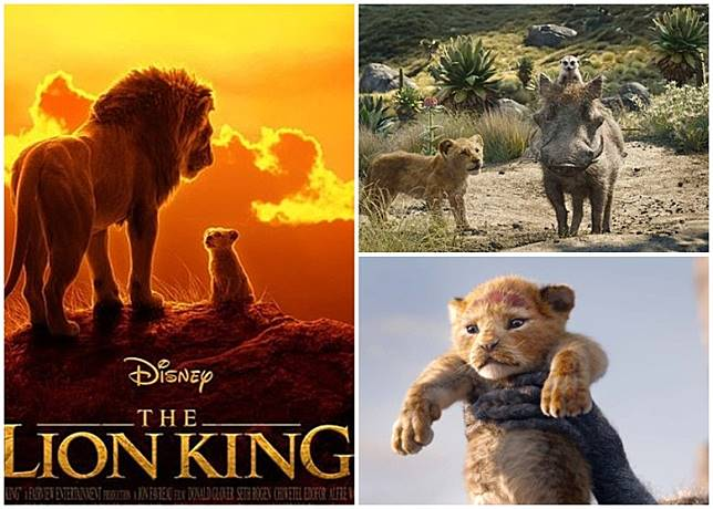 《獅子王》北美開畫勁收近2億美元大破紀錄。