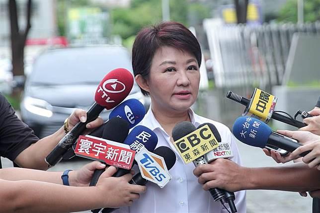 擔任韓國瑜台中市競選總部主委  盧秀燕:她一定幫忙、要掛什麼職務再討論
