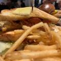 メープルバターBLTサンドウイツチ - 実際訪問したユーザーが直接撮影して投稿した新宿ハンバーガーJS BURGERS CAFE(ジェイエス バーガーズカフェ)新宿店の写真のメニュー情報