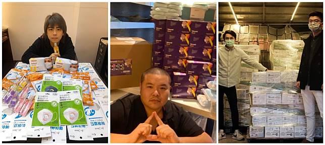 一罩難求!拎著口罩救市救港嘅十大香港人 香港眾志先第二名!
