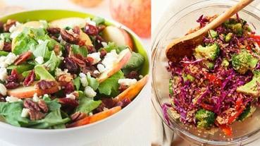 減重女孩必看!營養價值高熱量低的綠色蔬菜就是它