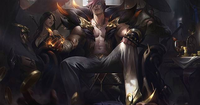 《英雄聯盟》新英雄賽特登場,會變超級賽亞人又會無馱無馱無馱