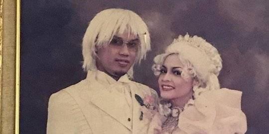 Pernikahan Uya Kuya. ©2020 Merdeka.com /Instagram astridkuya