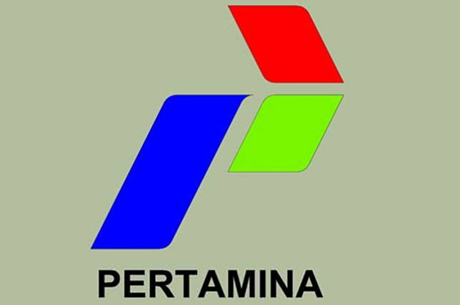 Logo of state-owned oil and gas holding company Pertamina