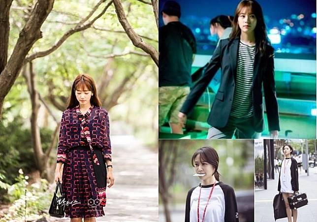 成為歐霸的本命女!韓劇女主角的惹人愛穿搭3單品