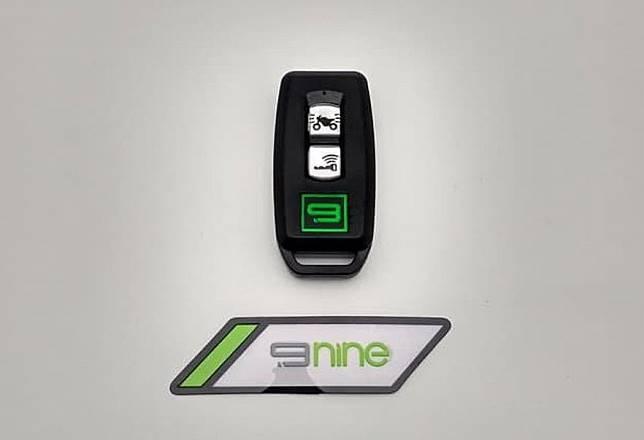 Remote keyless Securicle Smart Key bisa dibeli terpisah