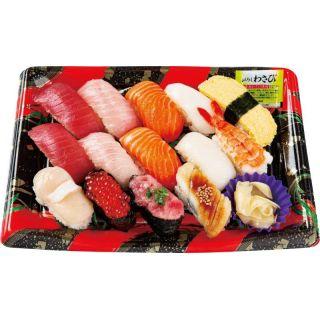 生寿司詰合せ(華)
