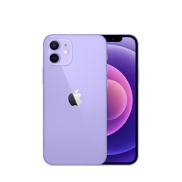 iPhone 12 128GB 紫色 - Apple