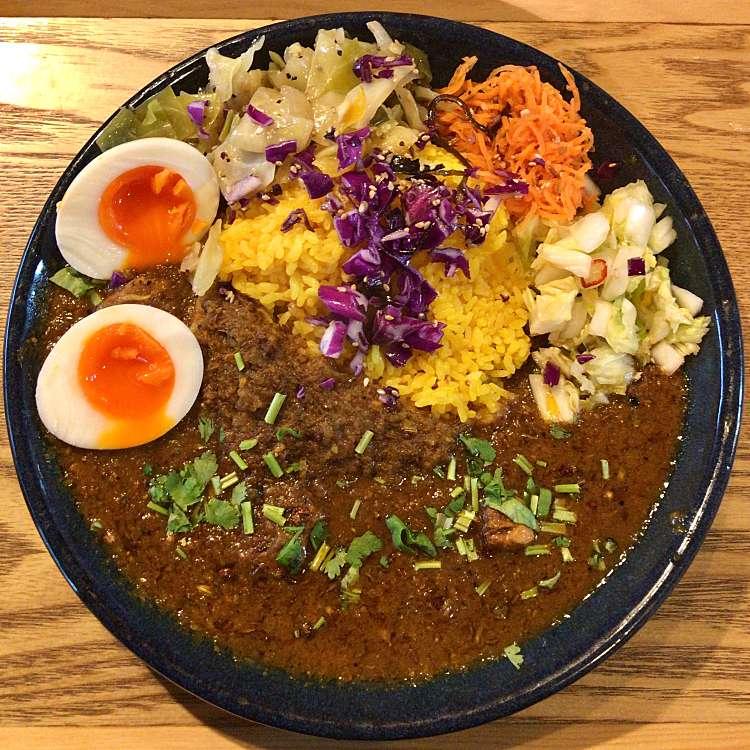 hiromame27さんが投稿した高円寺北カレーのお店スパイスカレー 青藍/スパイスカレー セイランの写真