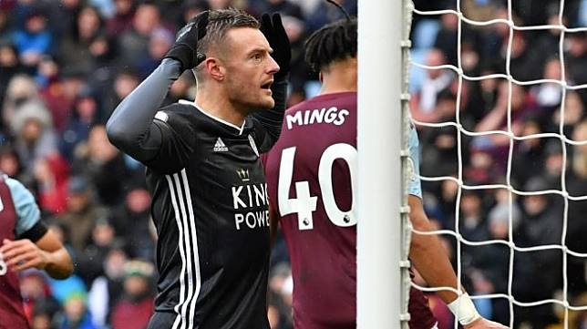 5 Fakta Menarik Usai Leicester Hantam Aston Villa, Vardy Jadi Perhatian