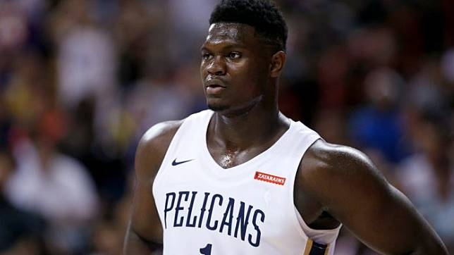 Zion Williamson,達志影像