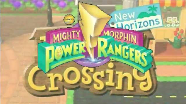 Penggemar Animal Crossing: New Horizons Buat Ulang Opening Power Rangers