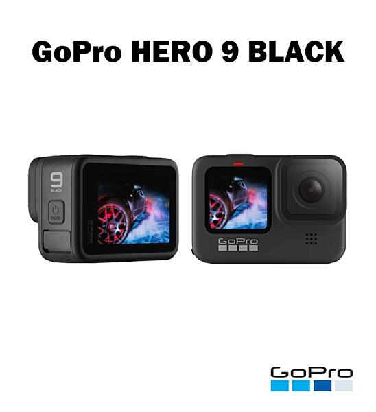 GoPro Hero 9 Black 運動攝影機 運動相機 黑色版
