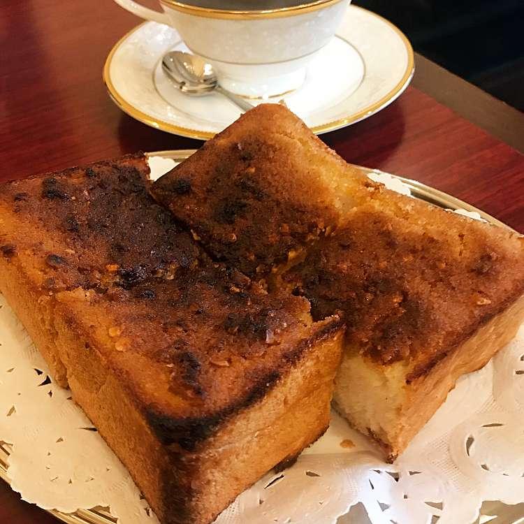 Maretoごはん食べますさんが投稿した智恵光院前之町喫茶店のお店喫茶パーチの写真
