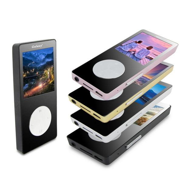 1.8吋26萬色TFT螢幕 內建記憶體 高音質MP3音樂播放 彩色照片及影片播放 金屬外殼輕薄好攜帶