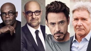 身價果然都是億在跳的!盤點2017「美國影史上賺最多錢的演員 TOP 10」鋼鐵人居然不是TOP1!?