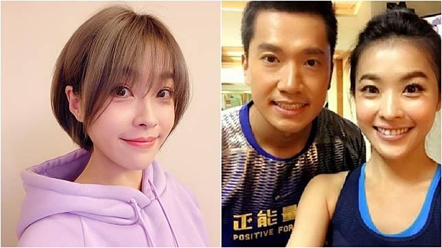 藝人小嫻(黃瑜嫻)和前球星何守正2018年7月正式簽字離婚。(圖/翻攝自小嫻(黃瑜嫻)臉書)