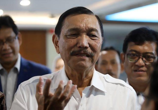 AS Depak Indonesia dari Negara Berkembang, Luhut: Jangan Buruk Sangka