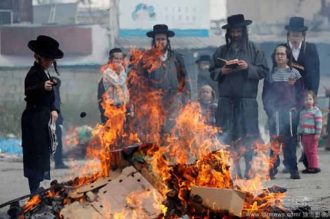 猶太人的逾越節