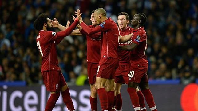 Liverpool Melangkah ke Semifinal