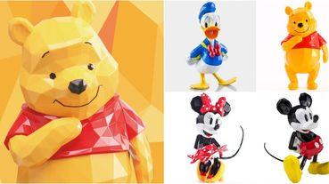 「迪士尼全球搶翻的POLYGO系列,要在台北、台中開超療癒快閃店了!」唐老鴨公仔首賣、小熊維尼經典公仔必買