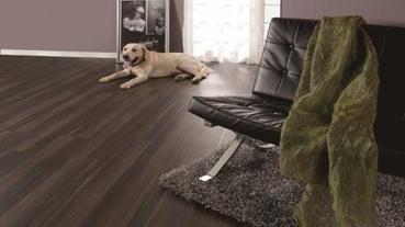 兼具仿真與耐用特性的塑膠地板