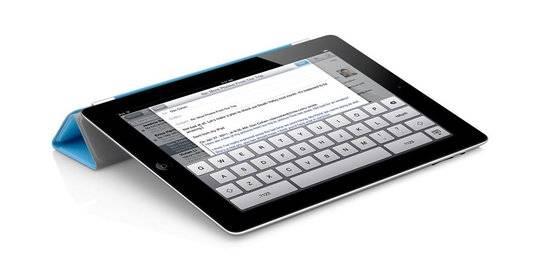 Apple iPad. ©2012 Merdeka.com