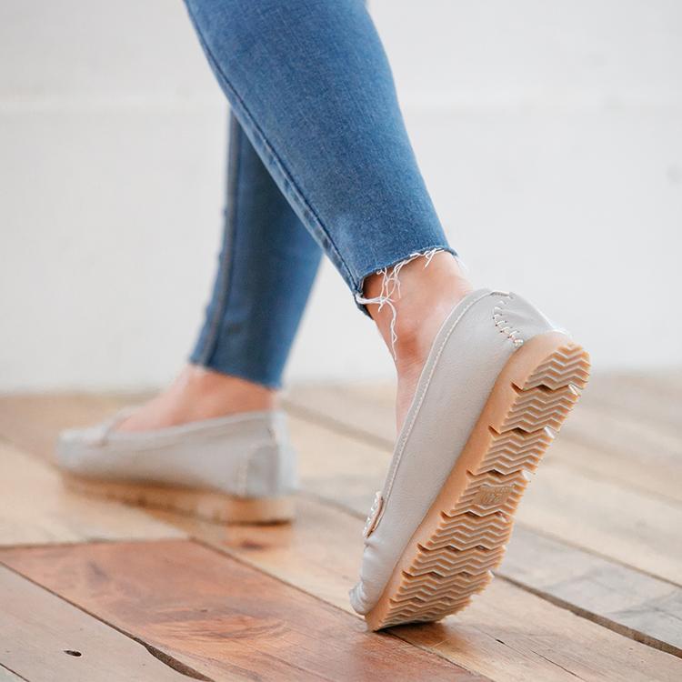 D+AF MIT老師傅手工豆豆鞋