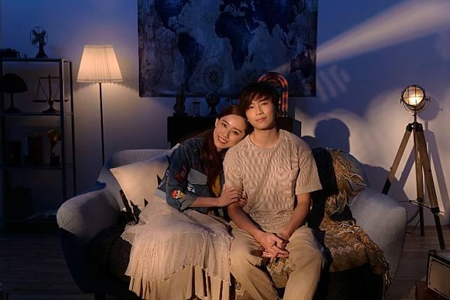 羅力威為新曲《旅行娃娃》拍攝MV。