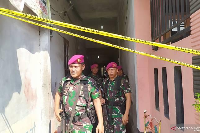 Guru ngaji terduga pelaku bom di Medan dikenal sangat tertutup