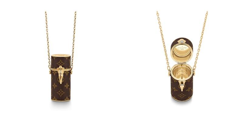 Louis Vuitton唇膏盒,售價NT$48,900
