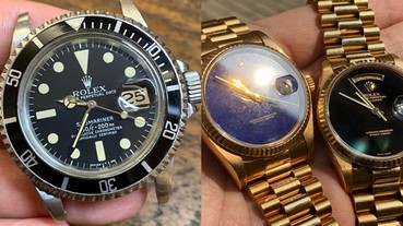 Rolex 收藏家精選 6 大 40 萬左右保值兼漲價勞力士名錶