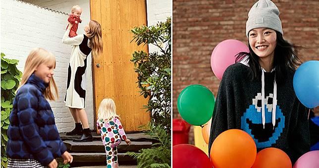 芝麻街Elmo、FROZEN雪寶,除了可愛童裝還有童趣大人款可入手