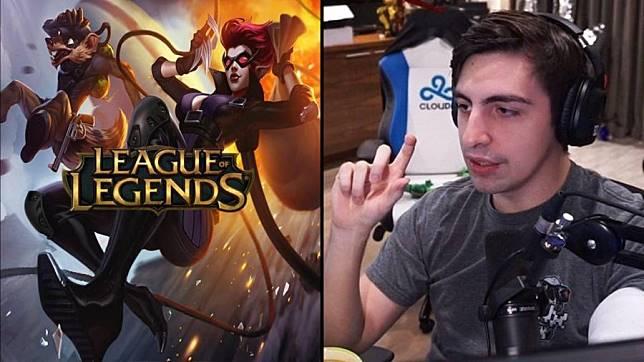 """Shroud เผย เหตุที่ไม่แตะ League of Legends เพราะมันเป็น """"เกมเด็กเล่น"""""""
