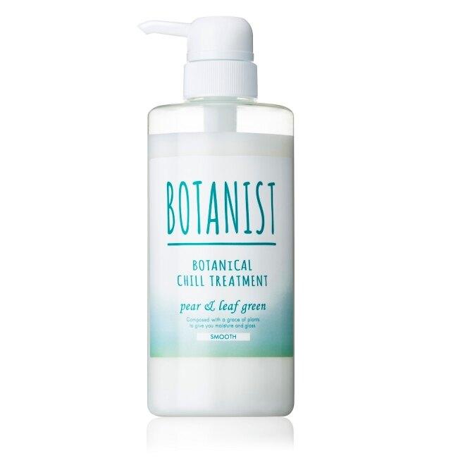 BOTANIST 植物性清新舒爽潤髮乳(清爽柔順型)西洋梨&綠葉 490g
