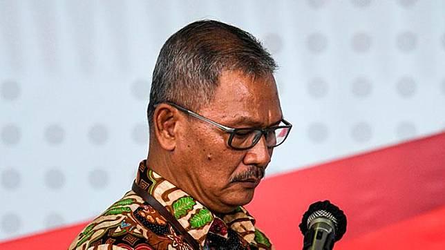 The government's spokesman for the handling of COVID-19, Achmad Yurianto. ANTARA/Nova Wahyudi
