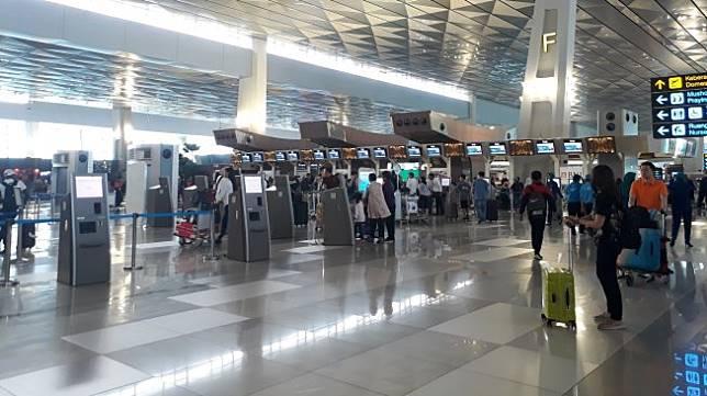 Terminal 3 Bandara Soekarno - Hatta. (Suara.com)