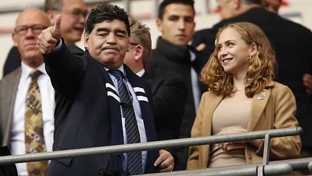 Tottenham Hotspur, Maradona