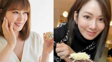 時尚媽咪Melody 40+看起來像28歲,靠這個小技巧讓臉亮到不行!