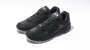 新聞速報 / New Era x New Balance MRT580 聯名鞋作
