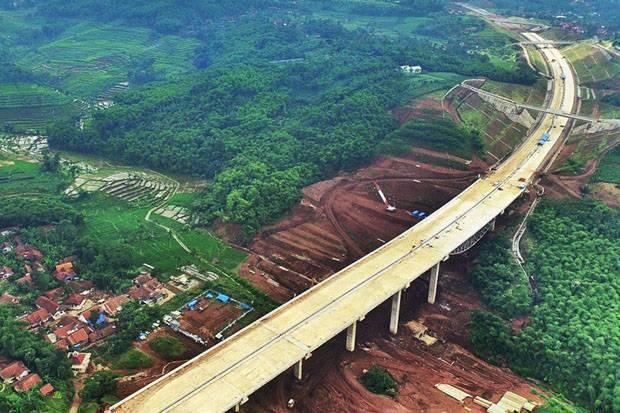 Optimalkan Aksesibilitas Bandara Kertajati, Pembangunan Tol Cisumdawu Dikebut