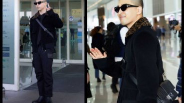 全民尖叫Tae Yang太陽回歸!米蘭男裝周這樣穿也太帥 根本時髦行走教科書